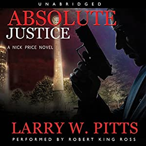 Absolute Justice (Nick Price) Audiobook