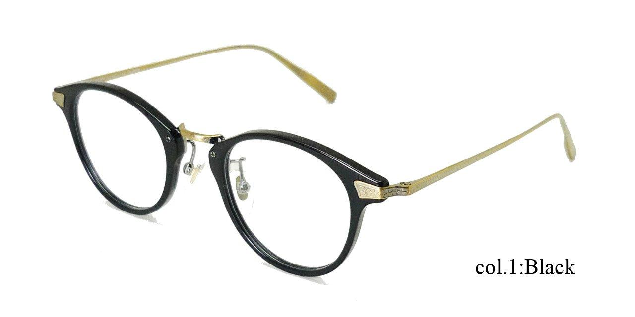 越前國 甚六作 EZ-005 RICESTONE ライスストーン 日本製 鯖江 職人の眼鏡 メガネ フレーム 度付き対応 B07D9D4X15 (度なし) 薄型1.60球面レンズ付き[ダテ] (レンズカラーあり)|01 1 (度なし) 薄型1.60球面レンズ付き[ダテ] (レンズカラーあり)