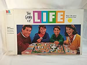 The Game of Life Board Game (1991 Edition)