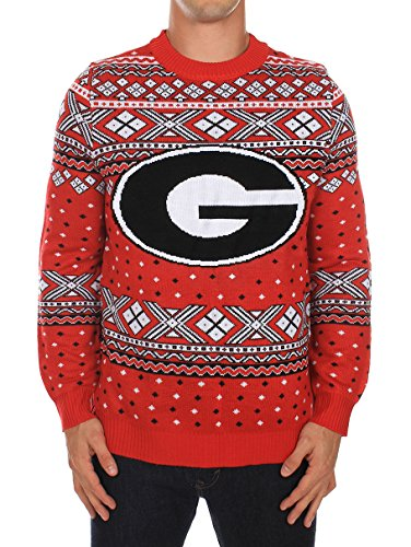 georgia bulldog sweater - 4