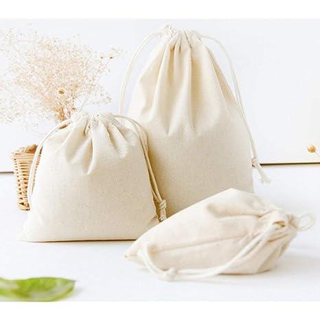 Bolsas reutilizables de producción, bolsas de algodón ...