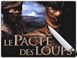 Movie Poster 89 - LePacte DesLoups Standard Cutting Board