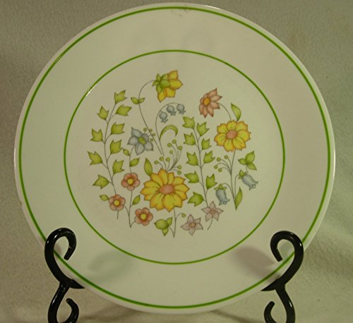 Corelle Spring Meadow Pattern 8.5