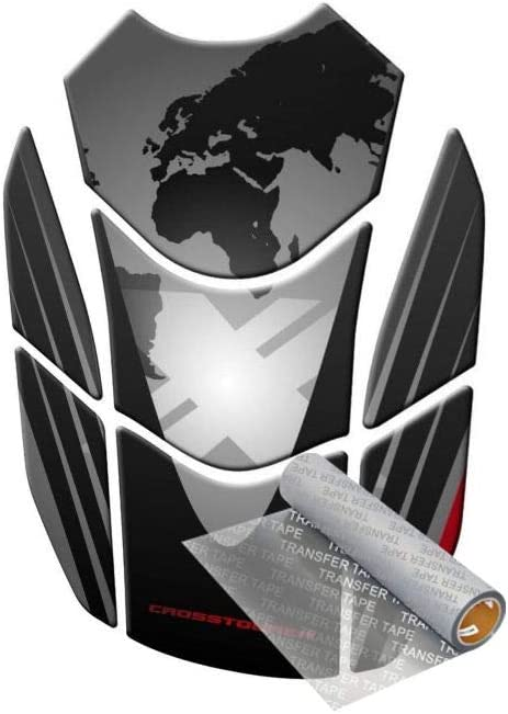 Tankpad pour HONDA Crosstourer VFR 1200 X 2012-2016 Noir