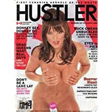 Hustler Canada January 1998