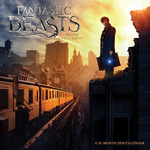 Fantastic Beasts and Where to Find Them 2018 Wall Calendar