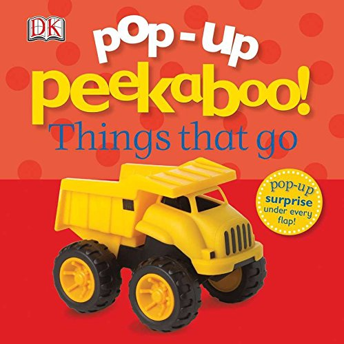 Pop-Up Peekaboo! Things That Go: Pop-Up Surprise Under for sale  Delivered anywhere in Canada