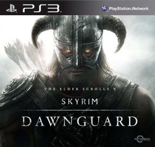 The Elder Scrolls V Skyrim: Dawnguard DLC - PS3 [Digital Code]