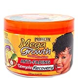 Profectiv Mega Growth Anti-Fading Temple Recovery, 6 oz ( Pack of 5)