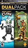 Daxter and Secret Agent Clank PSP UMD Dual Pack
