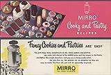 Mirro 16 Pc Cookie Pastry Press