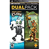 Double Pack - Daxter and Secret Agent Clank - PlayStation Portable Standard Edition