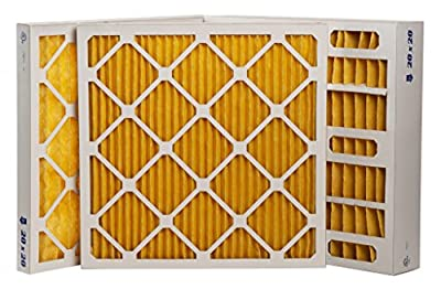 "Honeywell DH65 or DR65 9 x 11 x 1"" MERV 11 Replacement Filter 6-Pack"