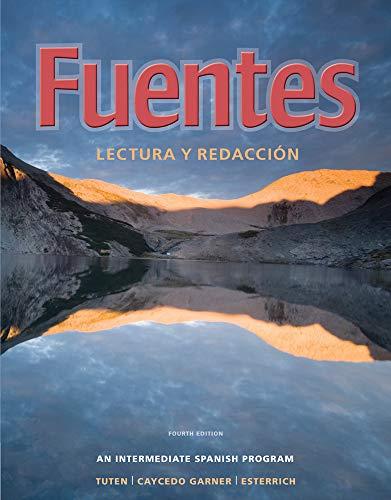 Fuentes: Lectura y redaccion (World Languages)