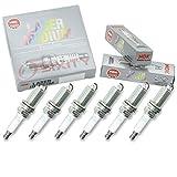128i spark plugs - NGK Laser Iridium 6pcs Spark Plugs BMW 325i 2006 3.0L L6 Kit Set Tune Up