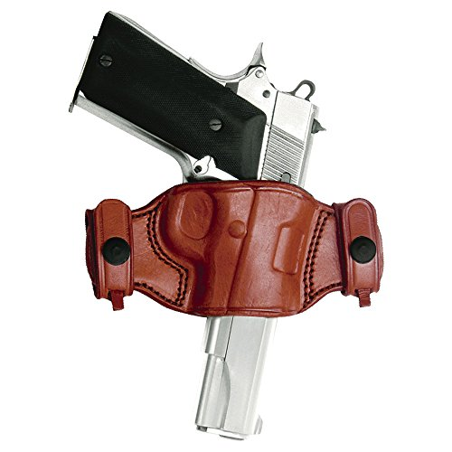 Tagua BH2S-993 Quick Draw Belt Snap Holster, S&W Model 6906, Brown, Left Hand by Tagua (Image #1)