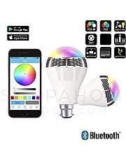 Beat Bulb BT Multi Color LED Smart Bulb with Bluetooth Speaker