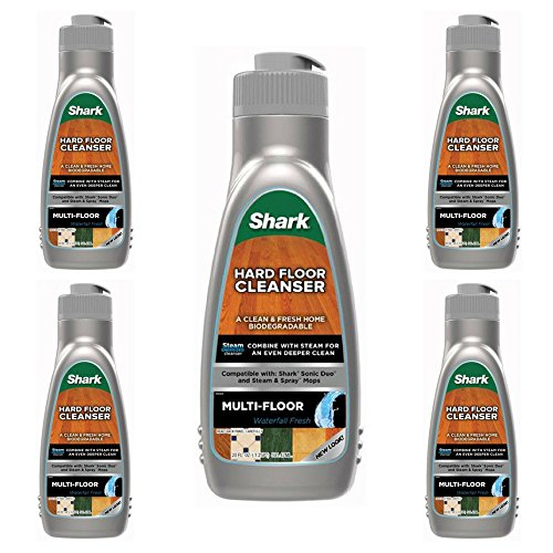 Shark Hard Floor Cleanser (RU820) (5 pack) by Shark