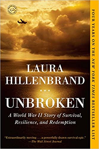 Image result for unbroken book amazon