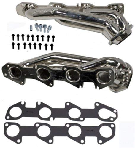 - BBK 4028 Exhaust Headers (11-17 Dodge Hemi 5.7L Shorty Tuned Length-1-3/4in Chrome)
