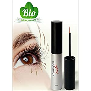 MAXLASH Luxury Organic Eyelash Growth Serum 3ml-Best Natural Eyelash Serum - 100% Authentic,Satisfaction or Your.