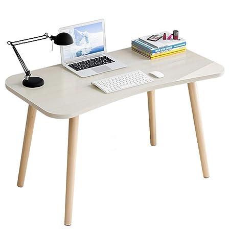Mesa y silla Mesa de Madera Maciza Patas de Mesa Ordenador ...