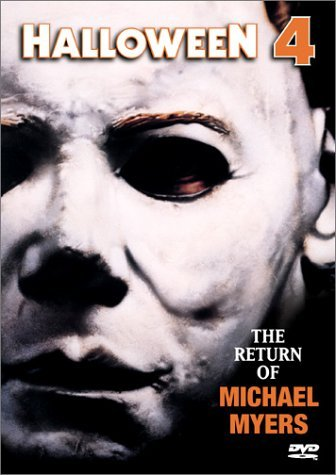 Halloween 4: The Return of Michael Myers by Donald Pleasence (Donald Pleasence Halloween 4)
