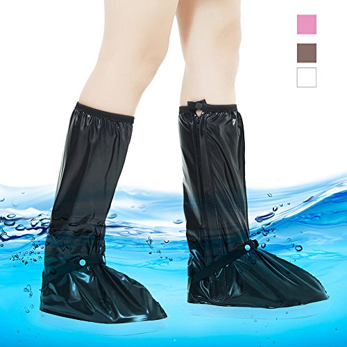 Rain Anti Potato001 Portable Reusable Shoes Coffee Unisex Covers Waterproof Slip Outdoor Boots FYYAgnS