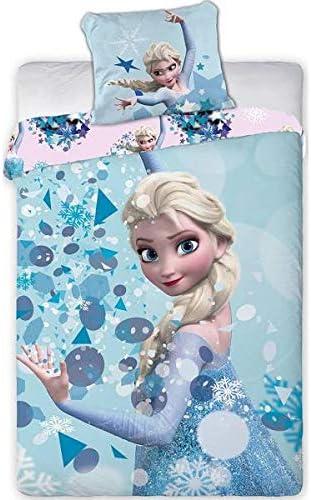 Parure Copripiumino Frozen.Grenadine Parure Copripiumino Frozen Disney Elsa 140 X 200 Cm