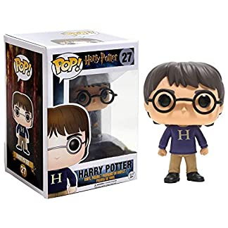Funko Figurine Vinyle Pop!Harry Potter  :Harry Potter (en Sweat-Shirt) Édition limitée #27