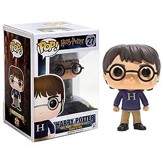 Funko Figurine Vinyle Pop!Harry Potter:Harry Potter (en Sweat-Shirt) Édition limitée #27