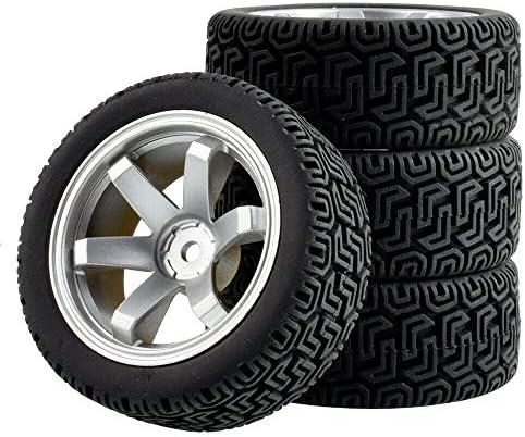 RC 701-8014 Grip Tires Wheel insert sponge 4PCS For HSP HPI Tami