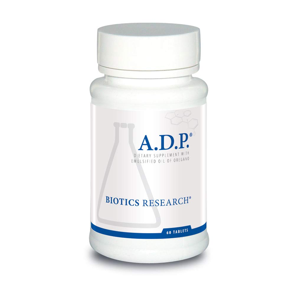 Biotics Research A.D.P. - 60 Tablets
