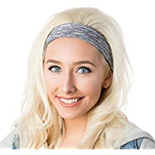 Hipsy Women's Adjustable & Stretchy Xflex Headband Gift Packs