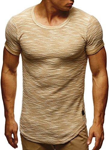 Des Beige Hoodie Leif Hoody Nelson Hommes T shirt Sweatshirt Pour Ln6359 q0ER1