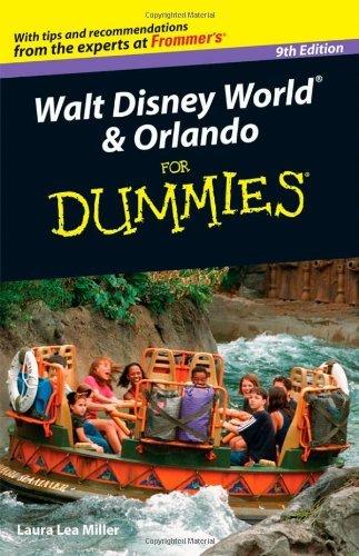 Walt Disney World & Orlando For Dummies by Laura Lea Miller (2009-01-14) ()