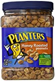 Cheap Planters Honey Roasted Peanuts, 34.5-Ounce Packages (Pack of 6)