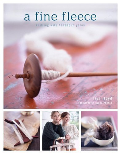 Read Online A Fine Fleece: Knitting with Handspun Yarns pdf