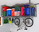 MonsterRax 4x8 Overhead Garage Storage Rack
