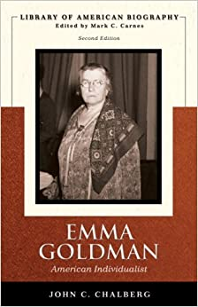 ``TOP`` Emma Goldman: American Individualist (Library Of American Biography Series) (2nd Edition). Noveau designan diferir todas detalles Deporte modules