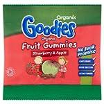 Organix Goodies Fruit Gummies Strawbe...