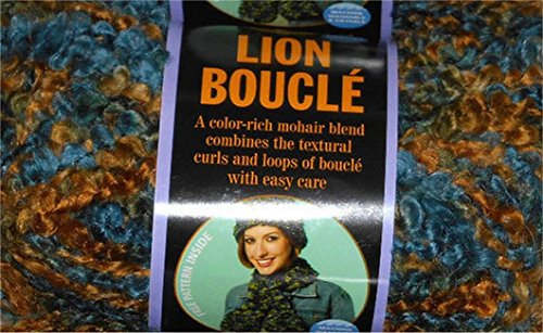 lION bOUCLE HAZELNUT