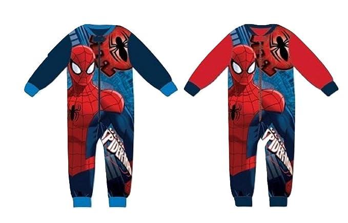 Pijama pelele Spiderman Marvel Ultimate surtido: Amazon.es: Ropa y accesorios