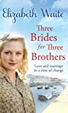 Three Brides for Three Brothers, Elizabeth Waite, 0751550310