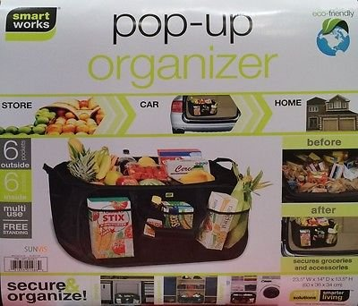 SMARTWORKS POP UP ORGANIZER