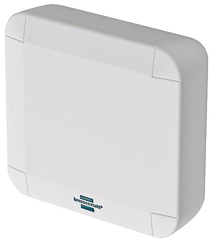 Brennenstuhl 1294140 bremati CPRO Sensor Humedad por Radio para Interior y Exterior (Smart Home Sensor