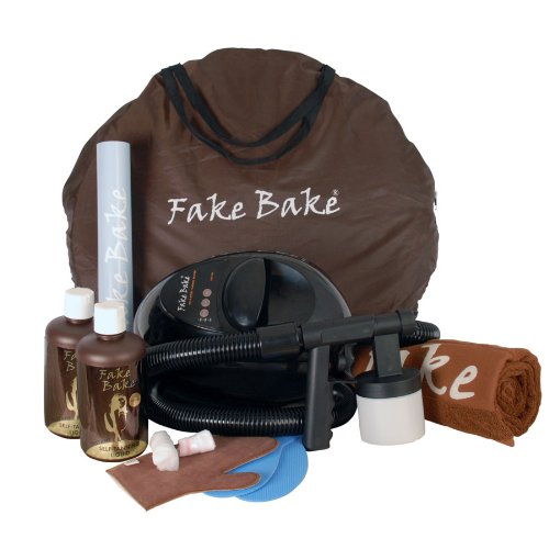 Fake Bake Airbrush Tan (Fake Bake Airbrush Tanning)