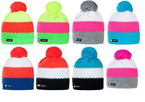 Hats D'hiver Beanie Snowboard 4sold Femme Fluocco Bonnet Ski Hat Wool Winter Chapeau 105 Laine aUqx48