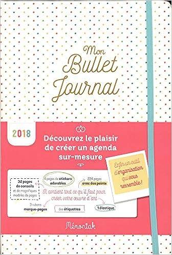 Mon bullet journal Mémoniak 2018: Amazon.es: Maud Taron ...