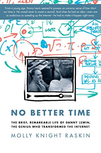 Amazon no better time the brief remarkable life of danny no better time the brief remarkable life of danny lewin the genius who fandeluxe PDF